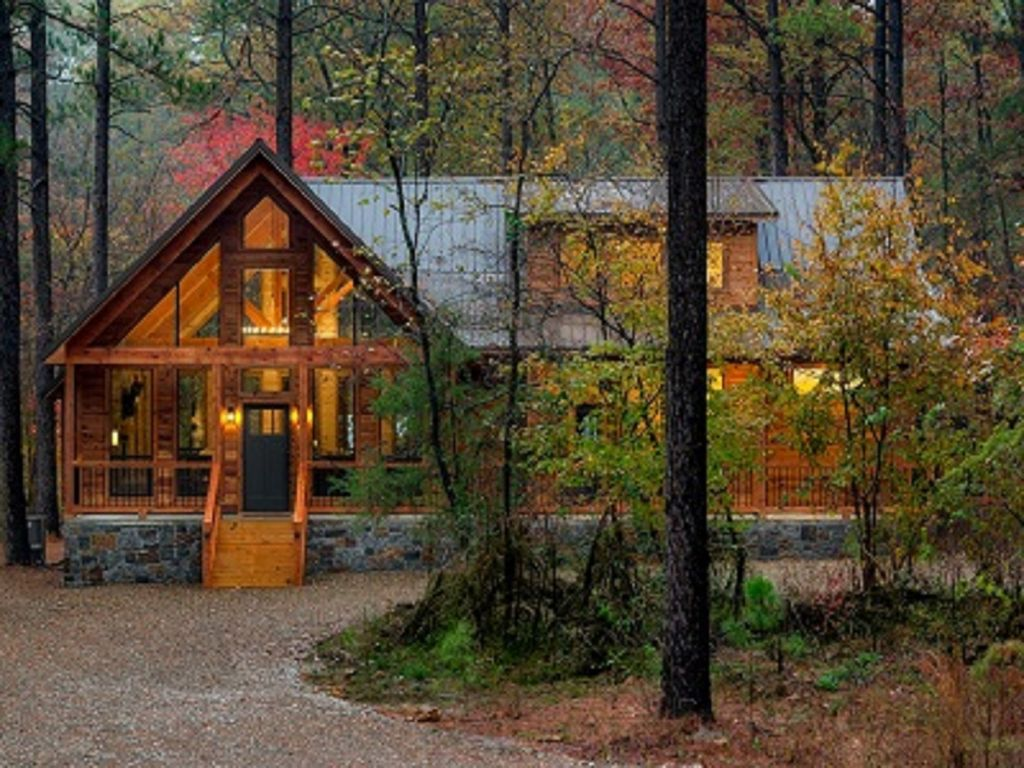 after bend ever happily beaver beavers cabins cabin luxury rentals