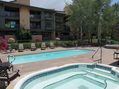 Photo for 135 Steps From Ski Access - Ideal for Larger Groups - Updated Throughout - Great Amenities
