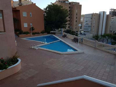Photo for Apartment in Benidorm 5 minutes to Playa Poniente