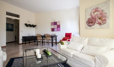 Photo for Apartment 520 m from the center of Milan with Internet, Air conditioning, Lift, Balcony (708467)