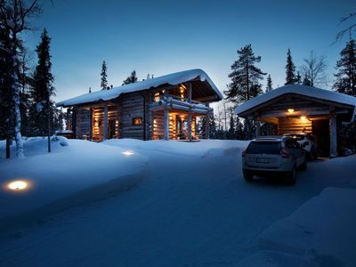 Photo for Vacation home Ruka ski chalet finland in Kuusamo - 8 persons, 3 bedrooms