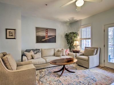 Photo for 4-Story Family Townhome - Walk to Beach!
