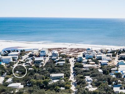 Photo for BRAND NEW LISTING!! - ARTLESS SPRITE in GRAYTON BEACH – NEW COMPANY, NEW SPRING RATE!! Luxurious New Renovation in Historic Grayton Beach, Minutes to Beach and Red Bar, Luxurious Appointments - PHOTOS COMING END MARCH, MID-MAY AVAILABILITY!! BEACH GEAR IN