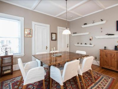 Photo for Sunny, bright and warm Victorian ground floor condo on quiet street