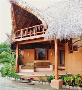 View of Front Casita