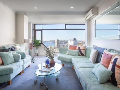 Photo for Luxury in North Sydney with Stunning Views