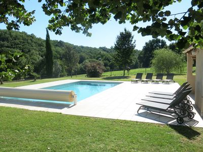 Photo for Domaine de Cimélia, The Chai for 6 people, with swimming pool, near Albi