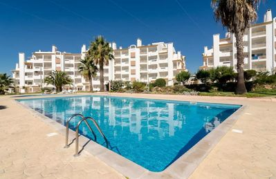 Photo for Albufeira Centrally Located/View, Pool and Garden