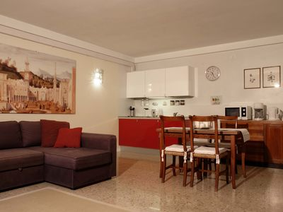 the Levantine - apartment with private courtyard and overlooking canal