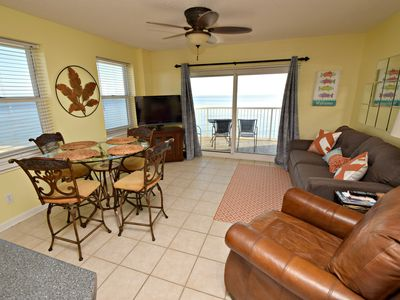 Photo for Tradewinds 801 - Amazing Gulf Front Corner Unit! Book Now for Summer!