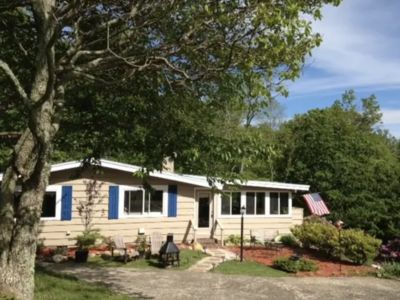 Photo for Plenty of Room Inside and Out! Open and Airy Mountain Home.