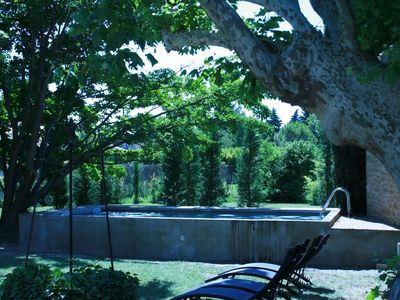 Photo for Large Mas with swimming pool in Provence 300m2 for 10 people