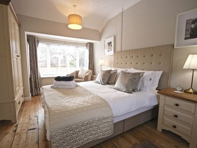 Photo for A STYLISH HOME in the city of NORWICH,  can sleep 8, free parking & fab garden