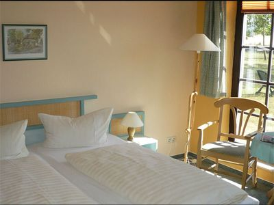 Photo for Double room with terrace - Hotel Ostseeland - Property 26320