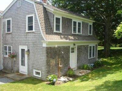 Photo for Coastal Cottage on Newport Middletown Line