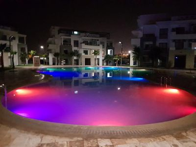 Photo for Agadir relaxing family residence swimming pool near the sea