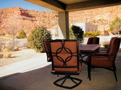 Photo for Stunning Views!!! Stay at the home of the Red Rocks ~ With Cal King Bed