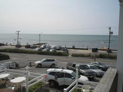 Photo for Spacious 3 BR 3 BA unit steps to the beach and restaurants.