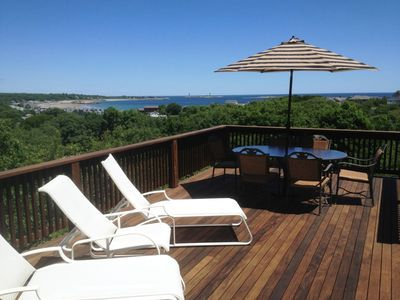 Photo for Gloucester, MA 6 BR Near Beach w/ Water Views, Full Kitchen, WiFi & More!