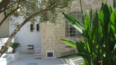 Photo for Old mill completely restored charming home in the historic district of Malta