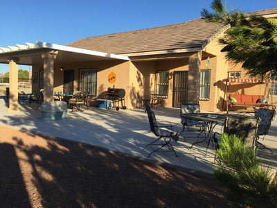 Photo for ADA, PET FRIENDLY, CENTRALLY LOCATED HOUSE IN PAHRUMP