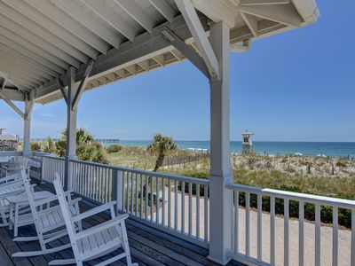 Photo for Fonvielle–Exceptional upscale and spacious oceanfront home w/ gourmet kitchen