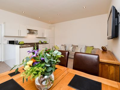 Photo for Heart of Kendal town, Modern holiday let property with parking, Pets welcome