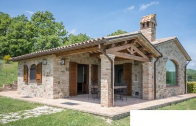 Photo for Stone Villa built with Traditional Natural Local Materials and Infinity Private Pool
