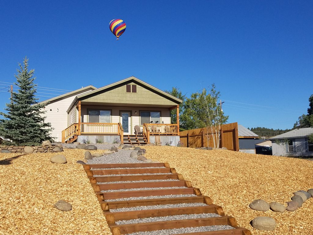 Downtown Pagosa Springs Within Walking Dis Vrbo