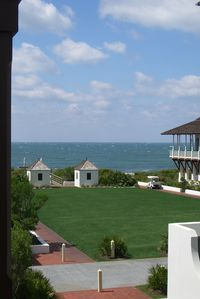 Incredible view form the front porch of the Eastern Green & Gulf!