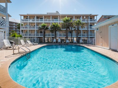 Photo for Sand Castles West #18 ~ Charming Townhome Steps from the BEACH