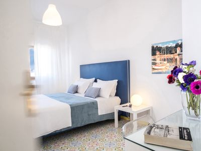 Photo for Apartament Erica with Private Terrace, Air Conditioning and WI-FI near piazza Tasso