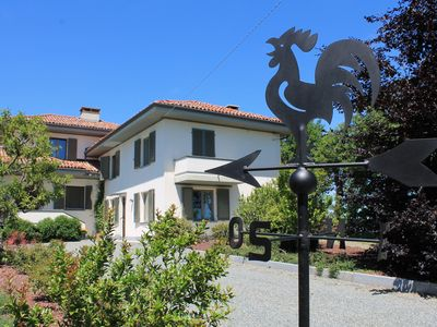 """Photo for """"Il Segnavento"""" Hilltop Farmhouse,SWIMMING POOL, views overlooking the hills"""