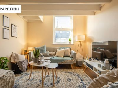 Photo for BEST CENTRAL LOFT APARTMENT | QUIET & COSY | FREE PARKING