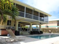This is the perfect Keys vacation home! Perfect for a large family beautiful home.