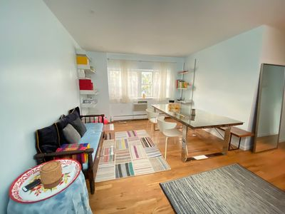 Photo for Unique LUXURY in BUSHWICK! 15 min to NYC 3BR/2BA