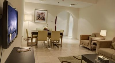 Photo for Beautiful 2 Bedroom Apartment in Marina