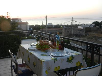 Photo for 2BR Apartment Vacation Rental in Capaci, Sizilien