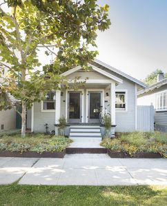 Photo for Beautifully Appointed Venice Home Steps From The Beach And Abbott Kinney