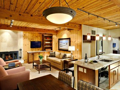 Photo for Aspen Square Two-Bedrooms Offer Guaranteed Aspen Mountain View