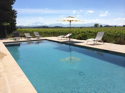 Photo for 4BR House Vacation Rental in Cairanne
