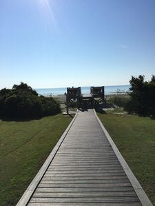 Photo for Spacious Updated 1 Bdrm 1 1/2 Bath, Golf View, Near Beach,  Central to all!
