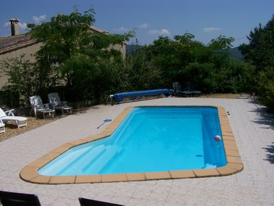 Photo for Comfortable apartments for 2 to 4  in this character property in Le Vigan