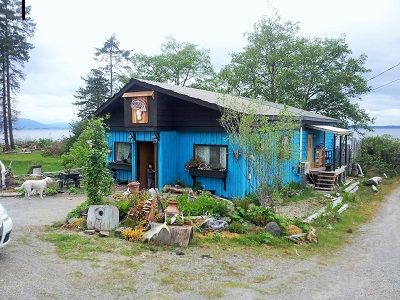 Photo for A Serene Guest House Perched On The Ocean, Pet And Family Friendly, Central.