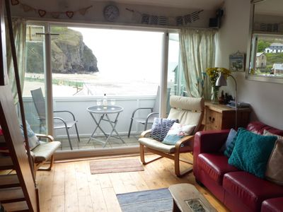Photo for Beach side Accommodation, Porthtowan