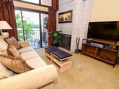 Photo for 2BR Condo Vacation Rental in OAKLAND, Maryland