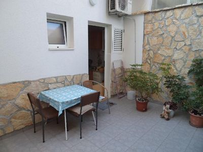 Photo for Studio flat with terrace Makarska