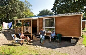 Photo for Camping Le Petit Rocher **** - Mobil home Loggia 3 rooms 4/6 people