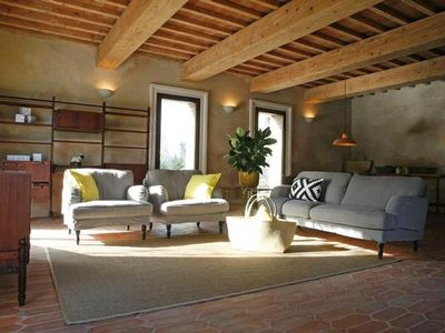 Photo for Holiday apartment Saline di Volterra for 6 - 7 persons with 3 bedrooms - Holiday house