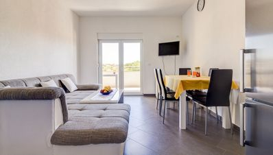 Photo for 3BD Flat with Balconies and Parking (S2)